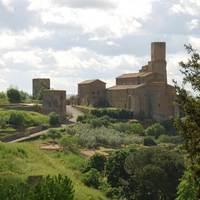 LOCALITà MADONNA DEL CERRO - TUSCANIA (LAZIO)